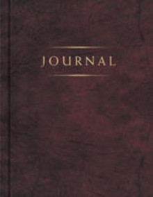 Classic Journal (Burgundy) *