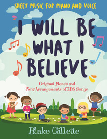 I Will Be What I Believe  (Book with CD) *