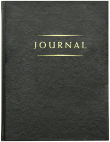 Small Classic Journal (Black) *