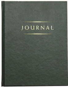 Small Classic Journal (Green) *
