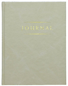Small Classic Journal (Ivory) *
