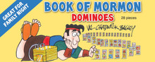 Book of Mormon Dominoes  (Game ages 4 and Up) *