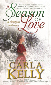 A Season of Love: A Christmas Anthology  (Paperback) *