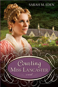 Courting Miss Lancaster (Paperback) *