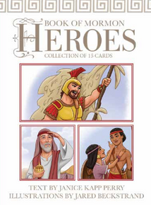 Book of Mormon Heroes: Picture Pack (3x4 Print Set Of 15) *