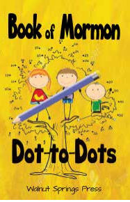 Book Of Mormon Dot-To-Dot For Kids (Paperback) *