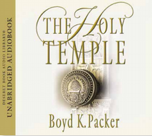 The Holy Temple (Book On CD) *