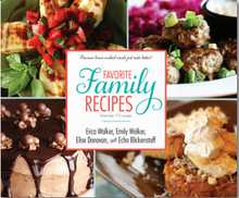 Favourite Family Recipes (Paperback) *
