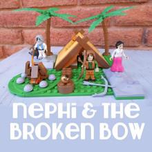 NEPHI & the Broken Bow Set   (150 pieces) *