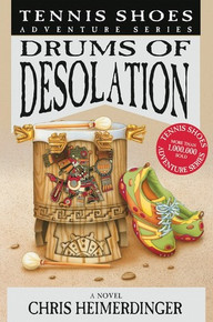 Tennis Shoes Adventure Series Vol 12:  Drums of Desolation (Paperback) *