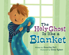 The Holy Ghost is Like a Blanket- Boy version (Hardcover) *