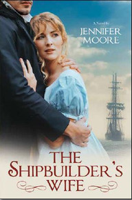 Historical Romance:  The Shipbuilder's Wife (Book on CD) *