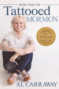 More than the Tattooed Mormon (Limited Second Edition with bonus talk on CD) (Hardback) *