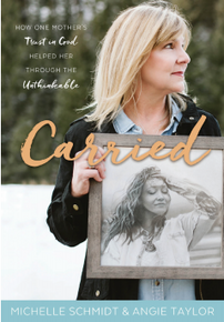 Carried: How One Mother's Trust in God Helped Her Through the Unthinkable (Hardcover)*