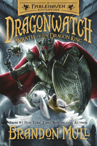 Dragonwatch V2:  Wrath of the Dragon King (Book on CD) *