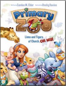 Primary Zoo (Paperback)