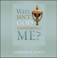 Why Isn't God Answering Me? (Book on CD)