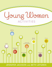 Young Women Activities (Paperback) *