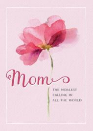 Mother's Day - Greeting Card