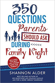 350 Questions Parents Should Ask During Family Night (Paperback)