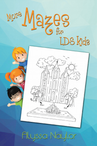 More Mazes For Lds Kids (Paperback)