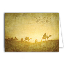 "Joseph Brickley "" Caravan in the Desert""  Christmas Note Card Box Set (20 cards)"