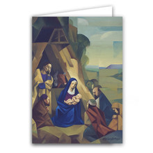"Jorge Cocco "" Nativity""  Christmas Note Card Box Set (20 cards)"