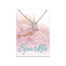 Sparkle Crown Necklace