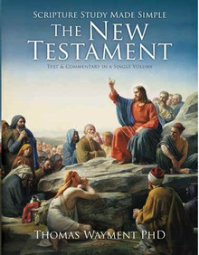 Scripture Study Made Simple: The New Testament (Paperback)