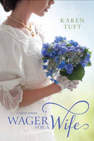 A Regency Romance: Wager for a Wife (Paperback)