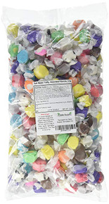 Assorted Salt Water Taffy by Sweets Candy Co.  3 pound Bag