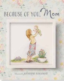 Because of You Mom (Hardcover)
