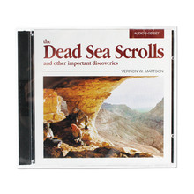 The Dead Sea Scrolls CD (While Supplies Last)