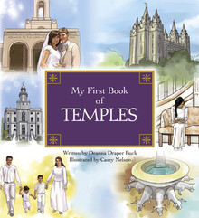 My First Book of Temples (Paperback) *