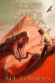 Adventurers Wanted Vol 4:  Sands of Nezza (Paperback) *
