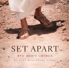 Set Apart: Beloved Missionary Hymns - Music CD *