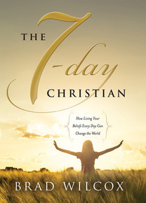 The 7-Day Christian: How Living Your Beliefs Every Day Can Change the World - (Paperback) Special Order Only*