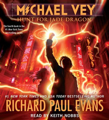 Michael Vey, Vol. 4: Hunt for the Jade Dragon (Book on CD)