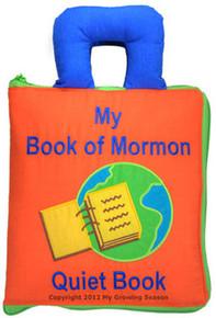 My Book of Mormon Quiet Book *