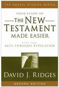 The Gospel Studies Series:  The New Testament Made Easier, Part 2: Acts through Revelation (Paperback) *