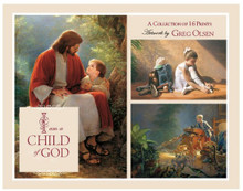 I Am a Child of God 3x4 Print Packet *
