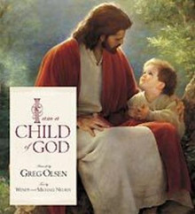 I Am a Child of God (Board Book)