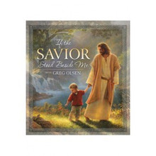 3x4 If The Savior Stood Beside Me Picture Packet *