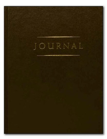 Classic Large Journal: Brown *