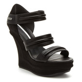 Camilla Skovgaard Raised Lines Wedge Sandal