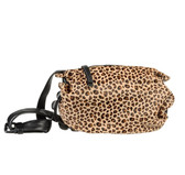 Natalia Brilli Leopard Pony Rodtchenko Shoulder Bag