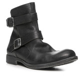 Lloyd Madrid Zip Motorcycle Boot (Black)