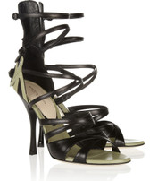 Bottega Veneta Strappy Ankle Sandals
