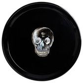 D.L. & Co. Mother of Pearl Skull Tray