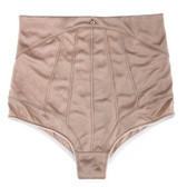 Wundervoll Silk Jersey Embassy High Waist Thong